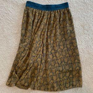 Lularoe Lola skirt, M